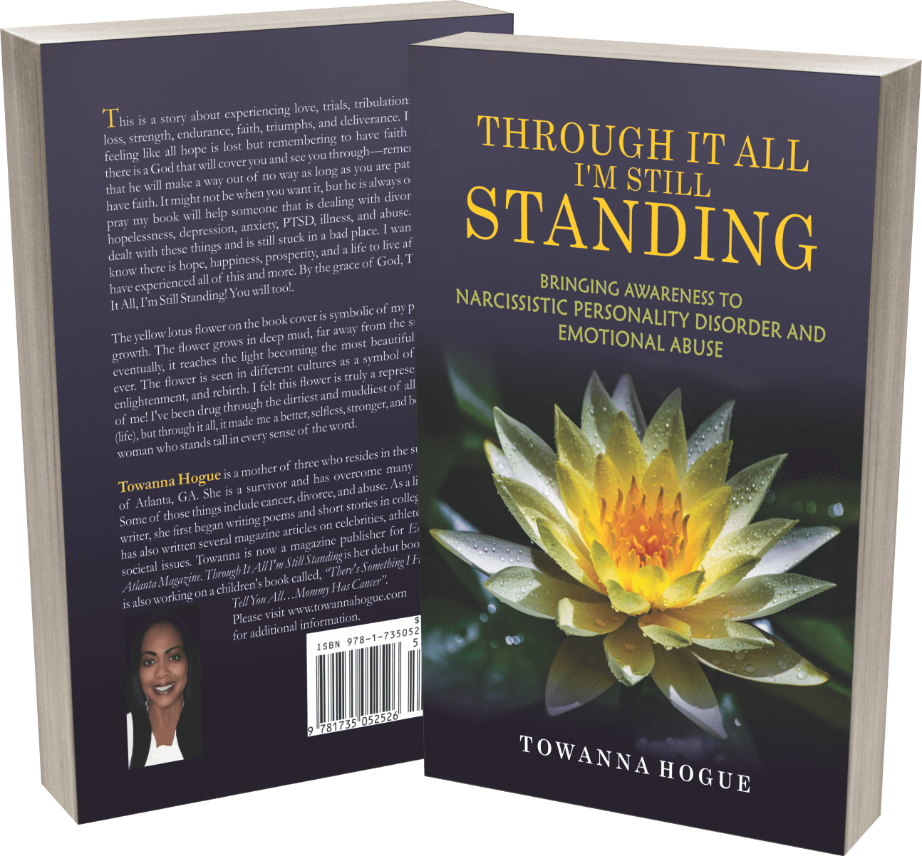 Lifelong Writer And Survivor Of Cancer And Abuse Shares Her Story In A Self-help Book