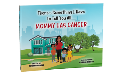 Shares her story in a children's book
